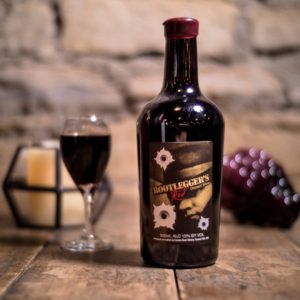 Bootlegger's Red Port Wine
