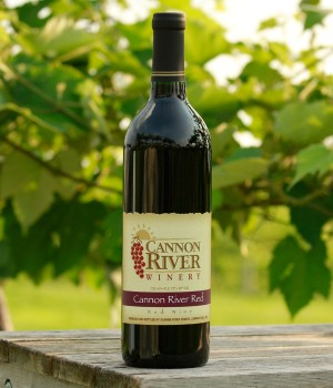 Cannon River Red by Cannon River Winery