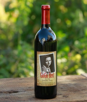 Go Go Red Wine by Canon River Winery