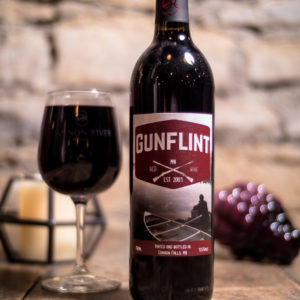 Gunflint Red Wine