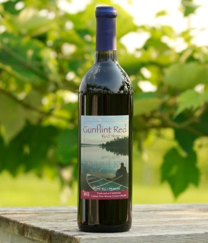 Gunflint Red by Cannon River Winery