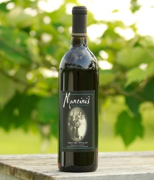 Mancini's Levee Red by Cannon River Winery