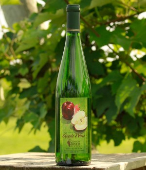 Minnesota Apple Wine by Cannon River Winery