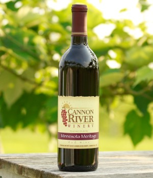 Minnesota Meritage by Cannon River Winery