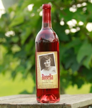 Rosella Rose Wine by Cannon River Winery