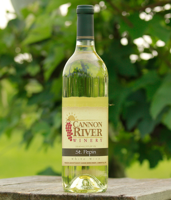 St. Pepin Wine by Cannon River Winery