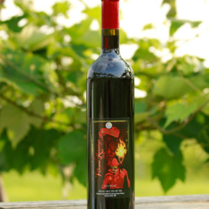 Vulcons Revenge Red By Cannon River Winery