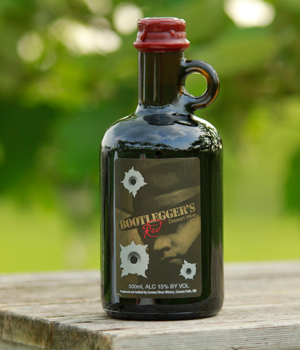 Bootlegger's Red Port Wine -Sold Out