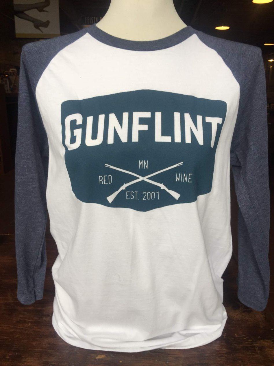 Gunflint Baseball-T